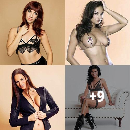 Vrouwelijke strippers 1