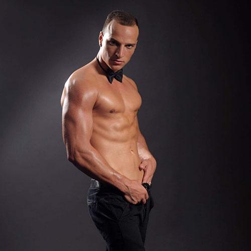 mannelijke stripper King