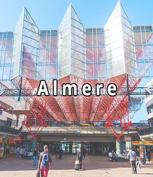 Stripper huren in Almere